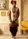 Heavy Designer Groom Sherwani