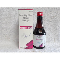 Macdoll-plus Multivitamin Syrup
