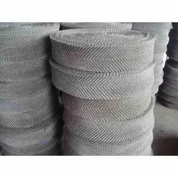 Knitted Wire Mesh (Copper/GI Socks Wire Mesh) or Demister Pad