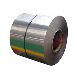 Silver Color Cold Rolled Steel Coil, Thickness: 0.3-2.0 mm