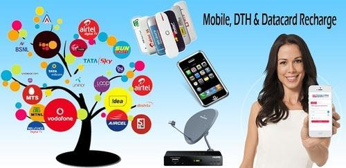 Mobile and DTH Recharge Distributer IT / Technology Services from