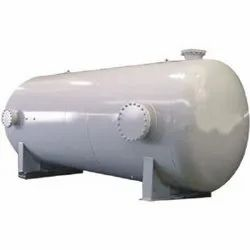 Aquatech Stainless Steel Heavy Duty Pressure Vessel, Max Design Pressure: 15-20 bar, Capacity: 1000-20000 L