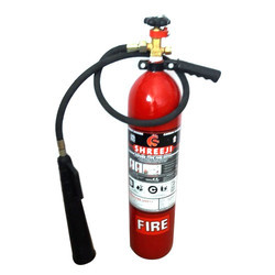 Shreeji Mild Steel Fire Co2 Extinguisher