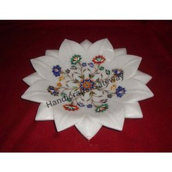 Marble Inlay Bowl For Gifts