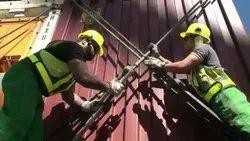 Cargo Lashing Work