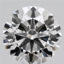1.00ct Lab Grown Diamond CVD G VVS2 Round Brilliant Cut IGI Crtified Type2A