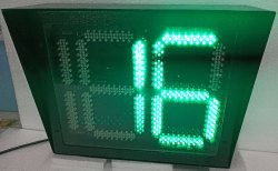 Traffic Signal Countdown Timer- Multi Color