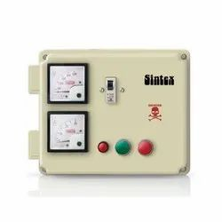 Plastic Three Phase Sintex Starter Panel, IP Rating: IP33