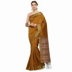 Ligalz presents cotton saree with blouse
