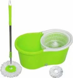 Multicolor Plastic Mop 23cm, For Home