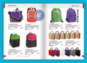 Paper Printed Advertising Bag Products Brochure