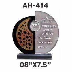 AH - 414 Acrylic Trophy
