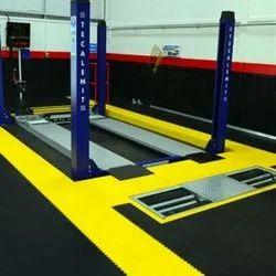 Workshop Flooring Services