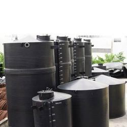 HDPE Chemical Tanks