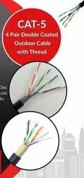 Cat 5E Double Coated Outdoor Cable