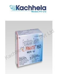 Finate 160 Mg Tablet