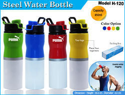 Steel Water Bottle H-120
