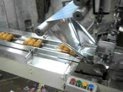 Biscuits Pouch Packaging Machine