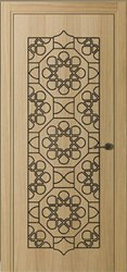 Wood Membrane Door