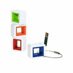 Cube Ring USB
