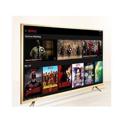 P2mus UHD TCL Android Smart TV