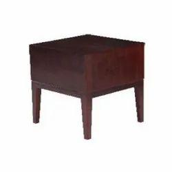 Teca Ottoman Table