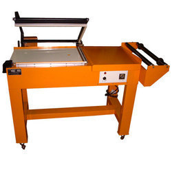 TES AND SEALED AIR Manual L Sealer Machine