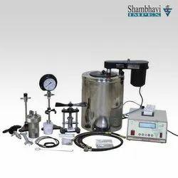 Bomb Calorimeter Apparatus - (SICBBCA-01)