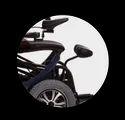 Ergo Stand Pediatric Power Wheelchair