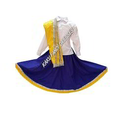 Kids Haryanvi Girl Costume