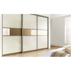 Opus Interiors Plywood Sliding Door Wardrobe