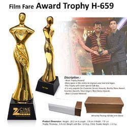 Film Fare Award Trophy H 659