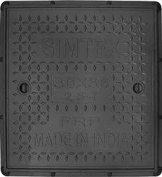 Simtex FRP Square Manhole Cover