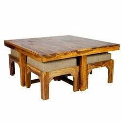 Wooden Table, For Anywhere
