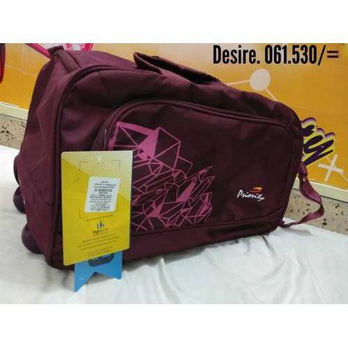 Polyester And Nylon Printed Desire Traveling Bag b126aa3974a3e