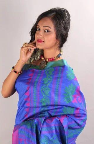 fa991bcd16 Beautiful Saree Printed South Indian Silk Designer Sarees P30, Rs ...