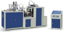 Fully Automatic Paper Cup And Glass Machine