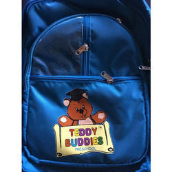 Polyester Printed School Bag