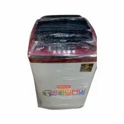 Red And White Plastic Onida Washing Machine, For Cloth Washing