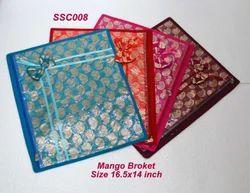 Single Saree Cover Mango Broket