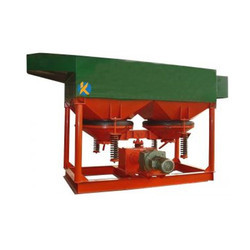 Gravity Jigging Separator