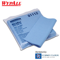 WYPALL X70 Wipers / Flat Sheet / 25.4 cm x 25.4 cm