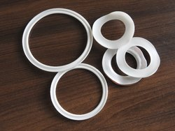 PTFE Crescent Rings and Envoloped Gaskets