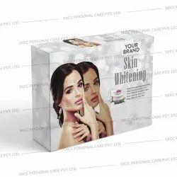 Skin Whitening Kit, Packaging Size: 500g