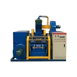 SS-400C Automatic Scrap Wire Processing Machine