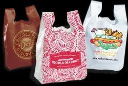 Plastic Bag Printing Services, Dimension / Size: 10/14, Gujarat