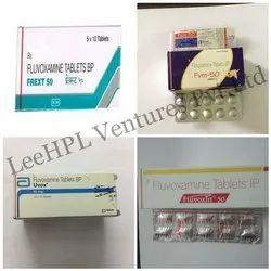 Fluvoxamine Anti Anxiety Medicine