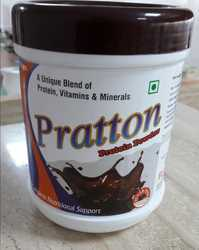 Pratton Protein Powder, Packaging Type: Plastic Container