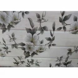 Flower Printed Wall Tiles