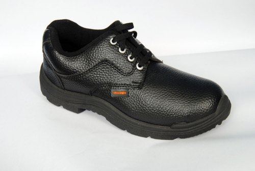 Liberty Freedom Black Safety Shoes